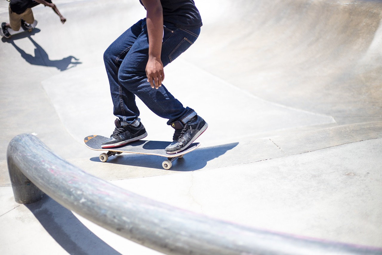 DPF Establishes The Skate Park For Dallas Fund