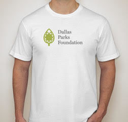 Classic Dallas Parks Foundation T-Shirts